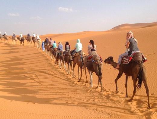 Destino de viaje Marruecos