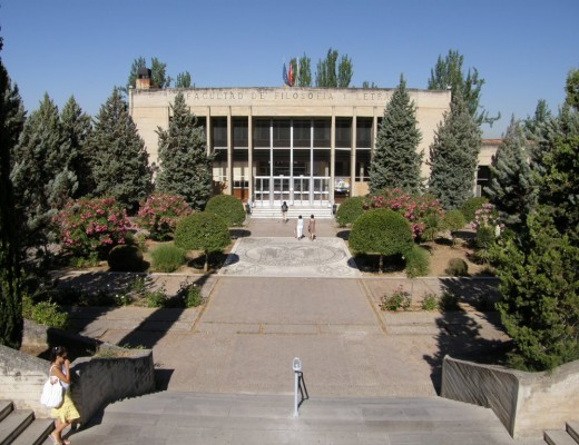 Departamento de Geografía Humana de la universidad de Granada