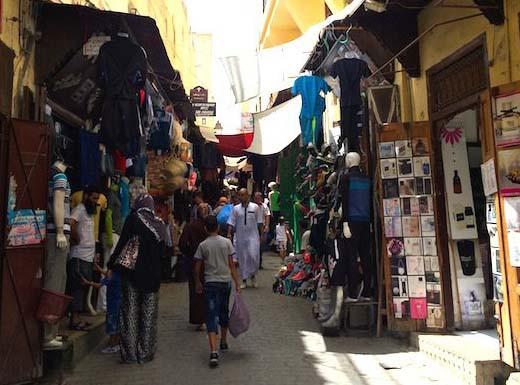 Marruecos seguro