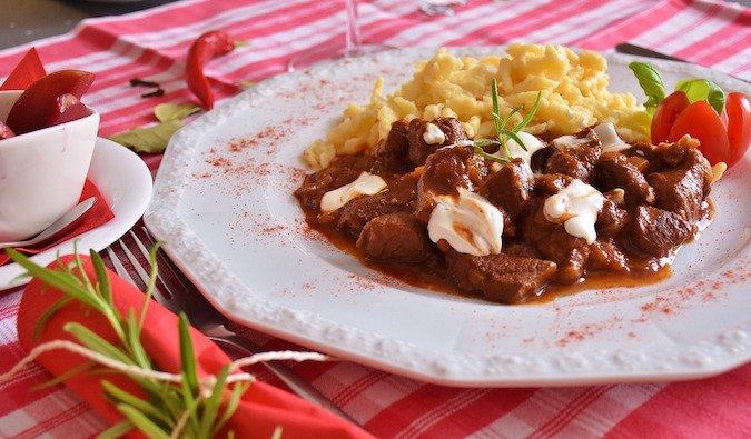 comida checa de las buenas