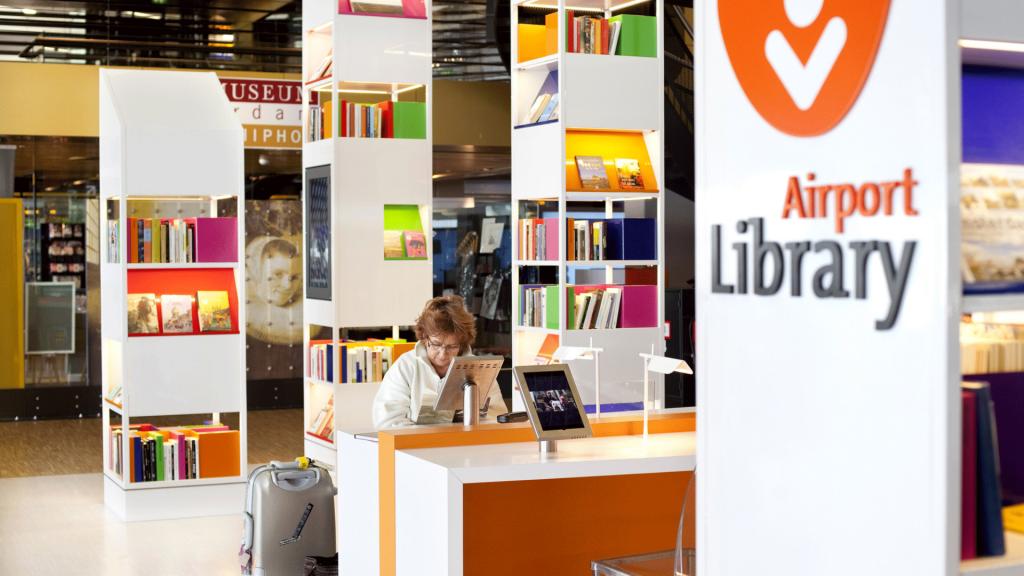 libreria aeropuerto