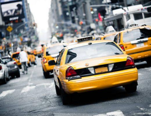 reservar o no taxi en el aeropuerto