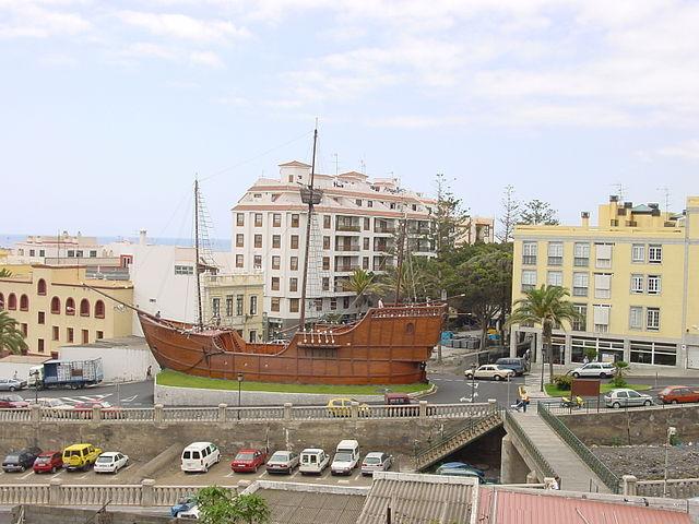 Museo Naval de la Palma