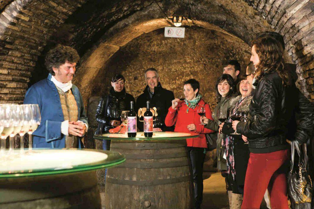 Visita toledo y cata de vinos