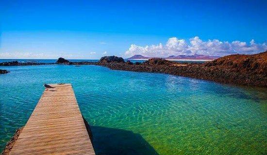 Isla de Lobos, una visita obligatoria desde Fuerteventura.