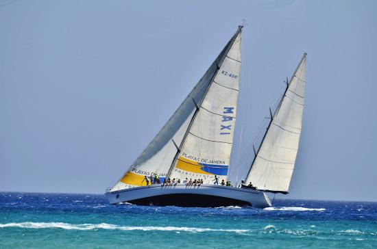Maxi Power Sailing en Fuerteventura